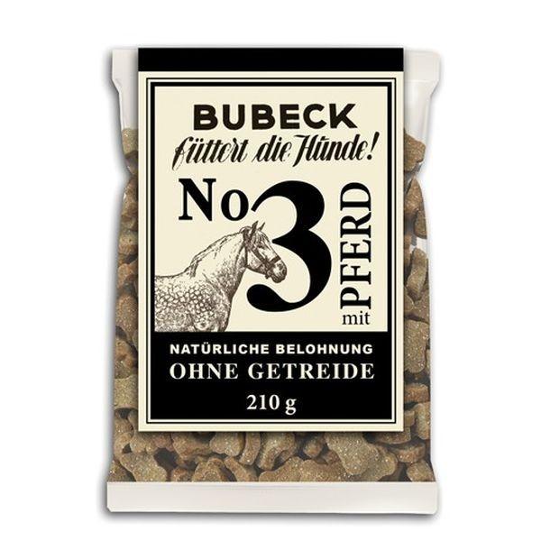 Bubeck No.3 mit Pferd 210g