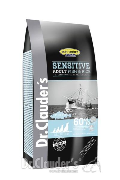 Dr.Clauders BestChoice Sensitive Fish&Rice