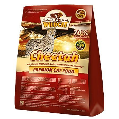 Wildcat Cheetah Wildfleisch & Lachs