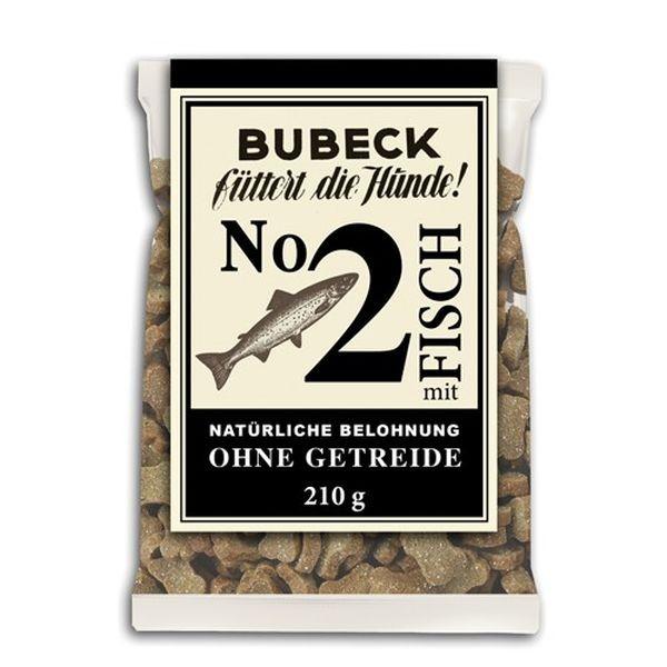 Bubeck No.2 mit Fisch 210g