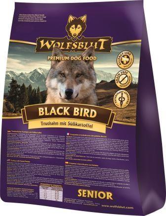 Wolfsblut Black Bird Senior Truthahn & Süßkartoffel 15kg