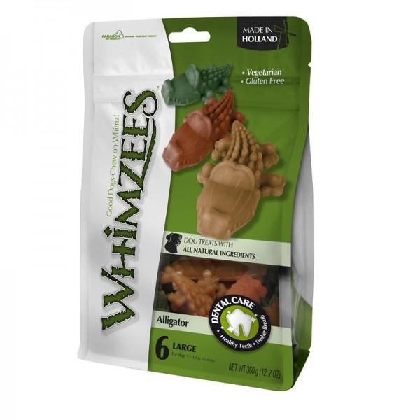 Whimzees Krokodil -vegetarisch-