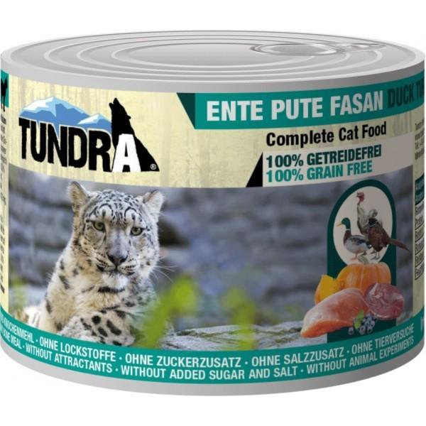 Tundra Cat Ente+Pute+Fasan