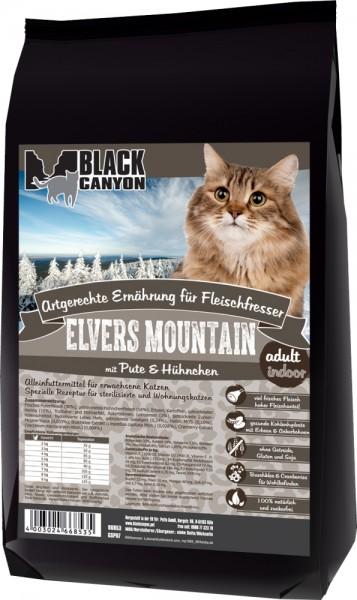 Black Canyon Cat Elvers Mountain