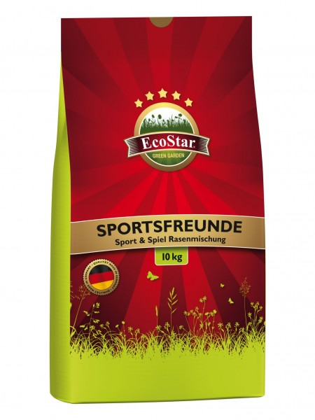 Ecostar Rasen Sportfreunde 10kg