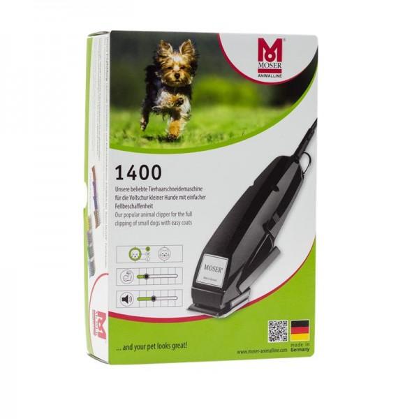 Moser Tierhaarschneidemaschinen-Set 1400