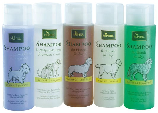 Hunter Shampoo