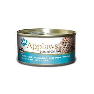 Applaws Cat Dose Kitten Thunfisch 24x70g