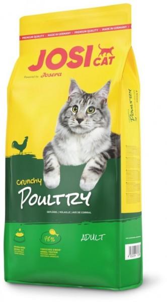 Josera JosiCat Crunchy Poulry 10kg