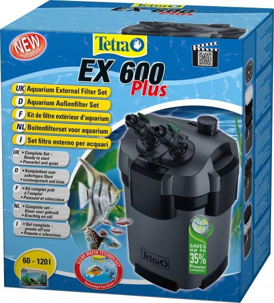 Tetra EX plus Außenfilter-Komplettset