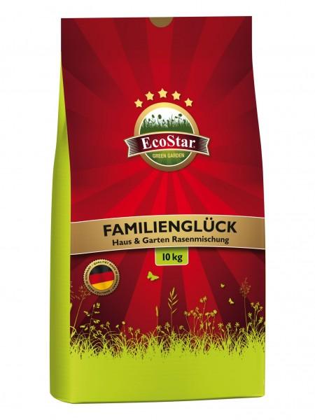 Ecostar Rasen Familienglück 10kg