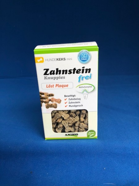 Anibio Zahnstein-frei Keks Mini 190g