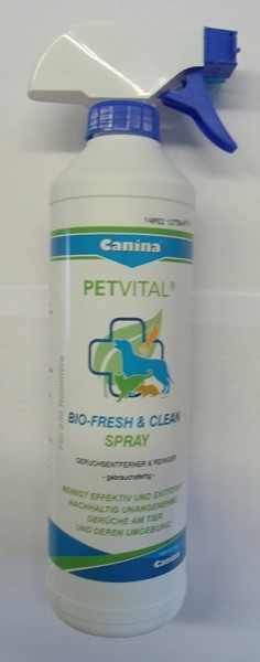 Canina Pharma Bio Fresh&Clean Spray 500ml