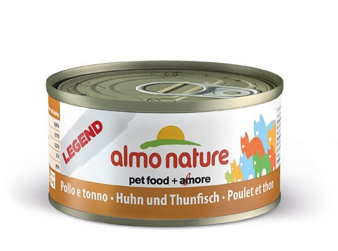 Almo Nature Cat HFC Natural Huhn & Thunfisch 70g