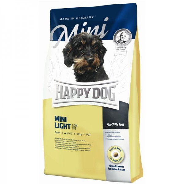 Happy Dog Supreme Mini Light Low Fat