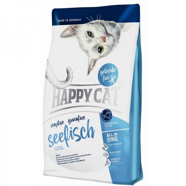 Happy Cat Grainfree Seefisch