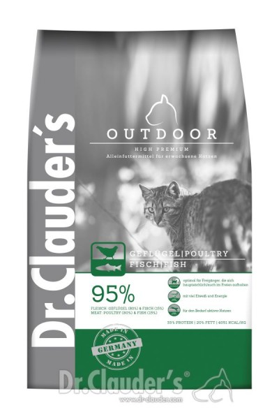 Dr. Clauders Outdoor
