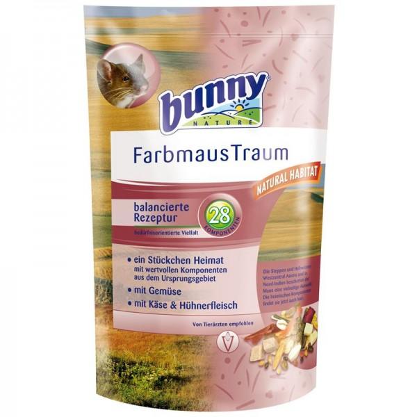 Bunny Farbmaus Traum basic 500g