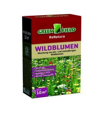 Greenfield Wildblumen 250g