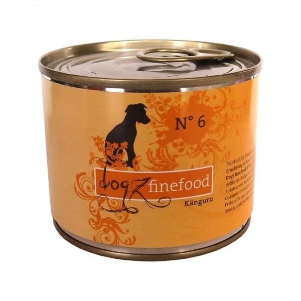 DogzFineFood No.6 Känguru