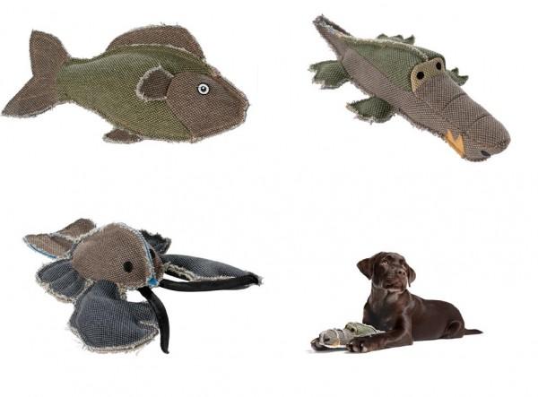 HUNTER Hundespielzeug Canvas Maritime