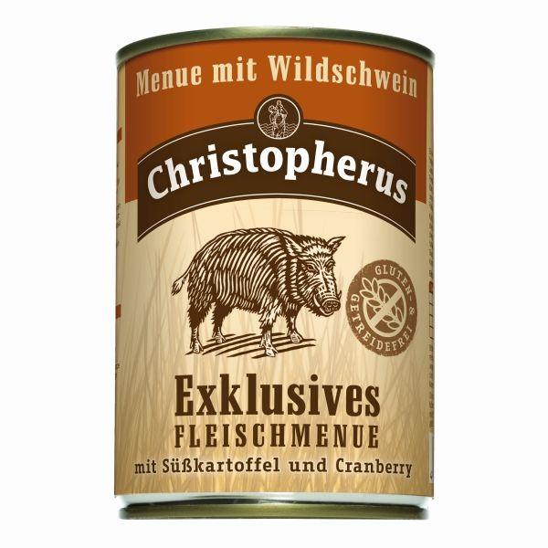 Christopherus Menü Wildschwein