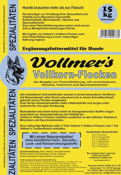 Vollmers Vollkorn-Flocken