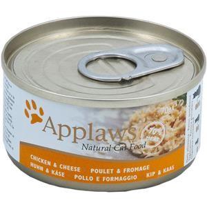 Applaws Cat Dose Huhn & Käse