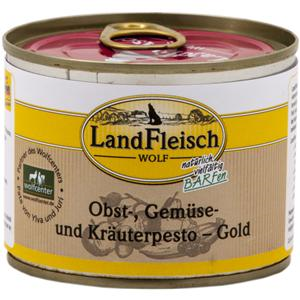 Landfleisch Wolf Pesto Gold 200g