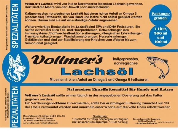 Vollmers Lachsöl