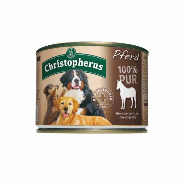Christopherus Pferd Pur