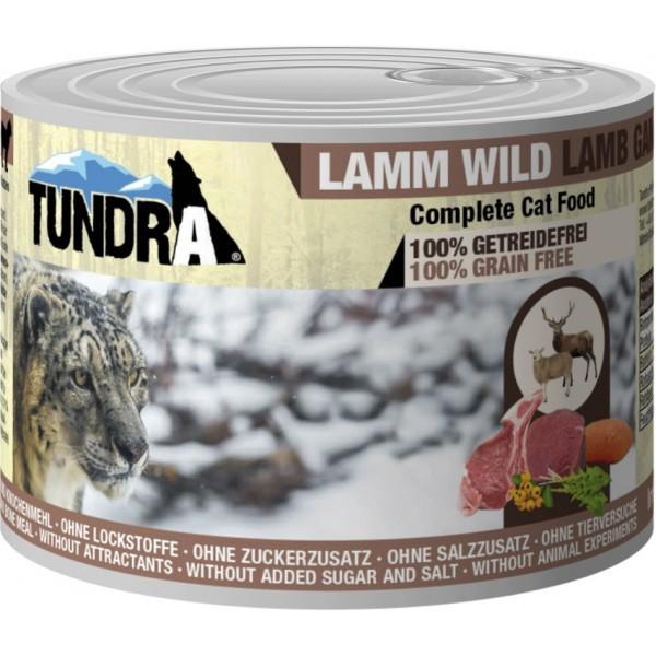 Tundra Cat Lamm+Wild