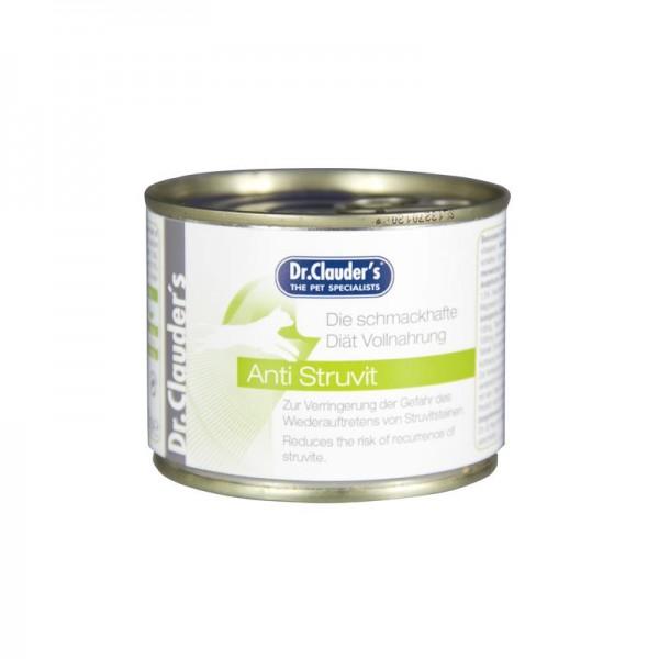 Dr. Clauders Diätnahrung Anti Struvit 200g