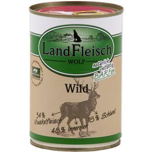 Landfleisch Wolf Sensible Wild 400g