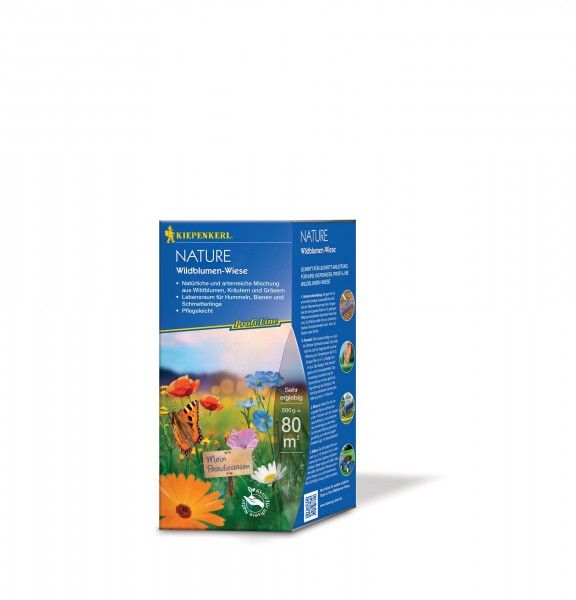 Kiepenkerl Profi Line Nature Wildblumen-Wiese 500g
