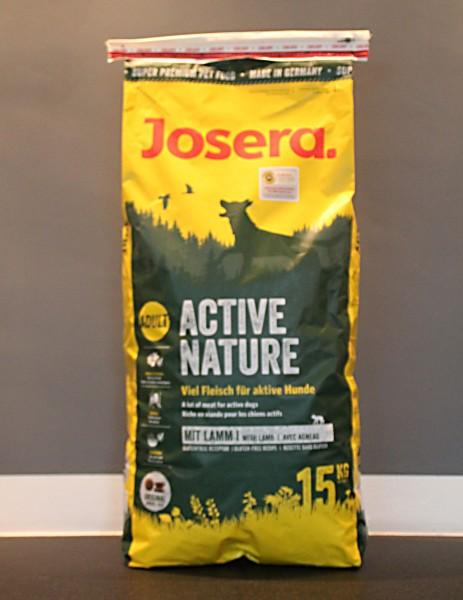 Josera Active Nature Exklusiv Line