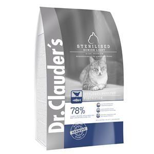 Dr. Clauders High Premium Cat Sterilized/Light/Senior