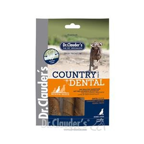 Dr. Clauders Country Dental Snack Ente
