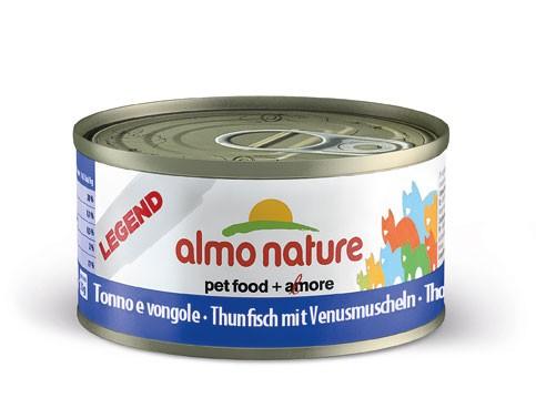 Almo Nature Cat HFC Natural Thunfisch & Venusmuscheln 70g