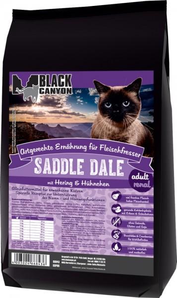 Black Canyon Cat Saddle Dale