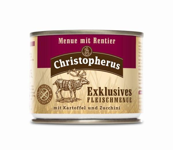 Christopherus Menü Rentier