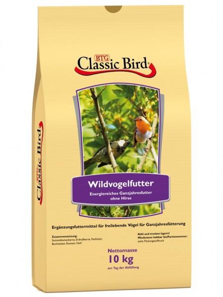 Classic Bird Wildvogelfutter ohne Hirse 10kg