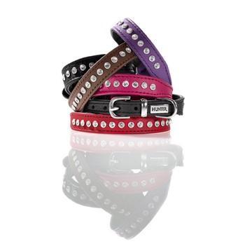 Halsband Crystal Line Petit