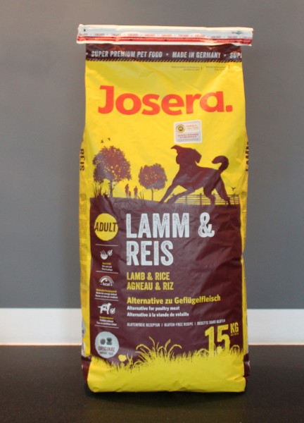 Josera Lamm & Reis Exklusiv Line