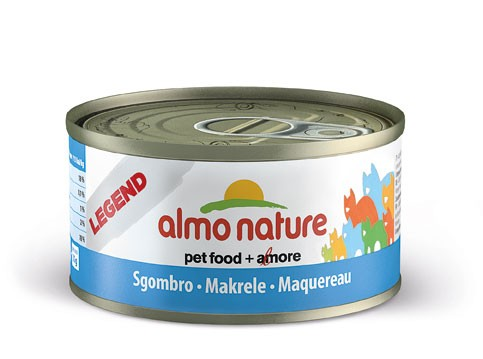 Almo Nature Cat HFC Jelly Makrele 70g