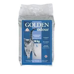 Golden odour Katzenstreu 14kg