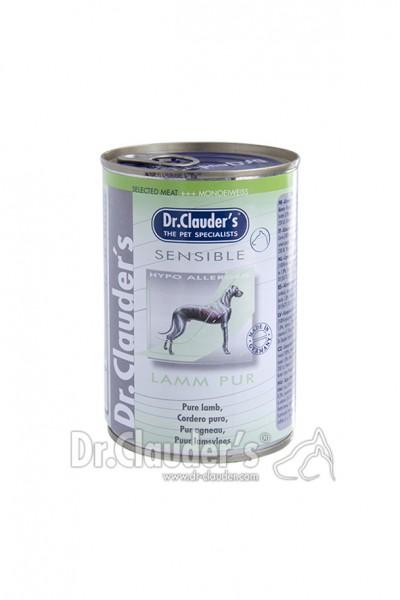 Dr. Clauders Sensible Lamm pur 400g
