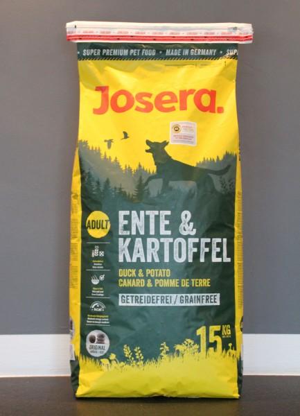Josera Ente & Kartoffel Exklusiv Line