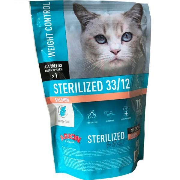 Arion Cat Original Sterilized 33/12 Salmon