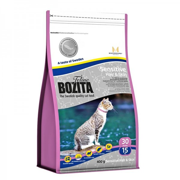 Bozita Feline Sensitive Hair & Skin